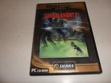 PC Gabriel Knight 3