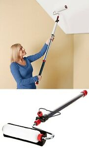 Extendable Long Reach Handy Roller Syringe Easy Decorating House Paint Brush New