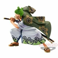 One Piece KING OF ARTIST THE RORONOA ZORO Wanokuni BANPRESTO Prize Figure
