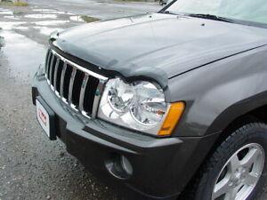 Bug Shield: 2005-2010 Jeep Grand Cherokee