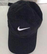 NIKE BLACK HAT BASEBALL CAP