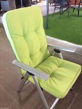 Stühle Gartenmöbel-Auflagen aus Polyester ohne Muster