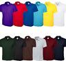 Uneek Kids Polo Shirt Children's School Top PE Collared Poloshirt Boys Girls TEE