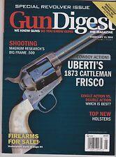 GUN DIGEST THE Magazine February 2014, We Know Guns So You Know Guns.