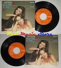 """LP 45 7"""" BACCARA Body talk By 1999 1979 germany RCA PB 5635 cd mc dvd"""
