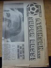 12/01/1979 Sandwell Evening News: Soccer Special, Headlines Reads 'Atkinson...Su