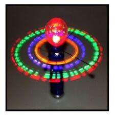 """5 LED Karussell """"Flashing Doodler"""" mit Discokugel - Mitgebsel Kindergeburtstag"""