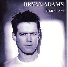 CD CARTONNE CARDSLEEVE COLLECTOR 1T BRYAN ADAMS HERE I AM 2002 RARE