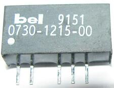 BEL 0730-1215-00 DC/DC Converter