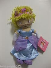 "** R@RE ** Strawberry Shortcake Angel Cake Princess 9.5"" Plush BRAND NEW"