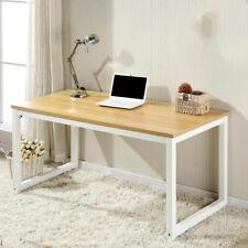 Computertisch Computerschreibtisch Arbeitstisch PC Tisch Brotisch Holz Metall G