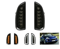 LED Frontblinker Blinker Standlicht Smoke für Porsche Cayenne 955 BJ 2007-2010
