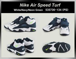 Brand New Nike Air Max Speed Turf  PS 535736-134  Sz 3Y