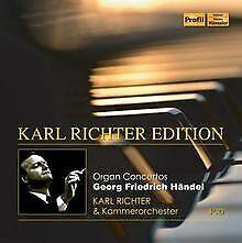 Orgelkonzerte von Richter,Karl, Kammerorchester | CD | Zustand sehr gut