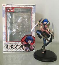 Ikki Tousen Dragon Destiny - Ryomou Shimei Armored Ver. by Chara-Ani