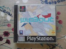 WipeOut 3 Wip3out (Sony PlayStation 1, 1999) Complete