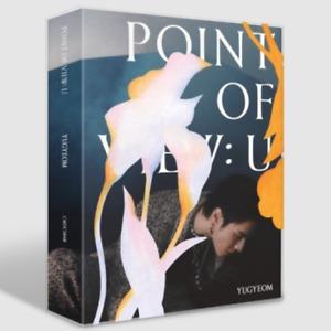 [GOT7 YUGYEOM] EP Album [Point Of View: U] / New, Sealed / June 17