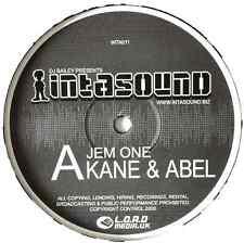 """JEM ONE - Kane & Abel/Metal Voice (12"""") (VG+/NM)"""