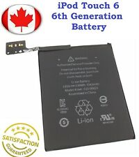 New Replacement battery for Apple iPod Touch 6 6th Gen. 1043mAh