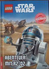 LEGO® Star Wars™ Abenteuer mit R2-D2 (2016, Gebundene Ausgabe) NEU