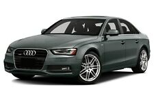 MANUALE OFFICINA AUDI A4 2008-2016 WORKSHOP MANUAL SERVICE