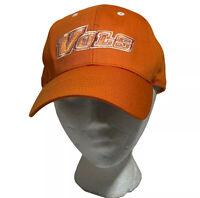 TENNESSEE VOLS VOLUNTEERS VOLS UNIVERSITY NCAA ORANGE MASCOT CAP HAT