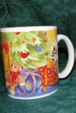 "Cypress Point Trading Co ""Santa's Little Helper"" Mug Design by Gerrica Connolly"