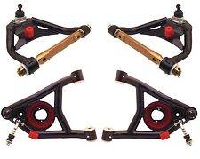 1964-1972 Chevelle A-Body Upper & Lower Control Arm, Steel Tubular Control Arms
