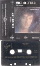 MIKE OLDFIELD Discovery      RARE SPANISH  cassette       SPAIN