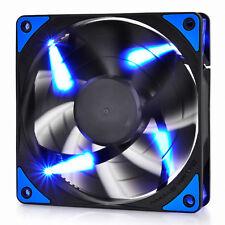 DEEPCOOL TF120 BLUE - FDB Bearing 120mm RED LED Silent PWM Fan