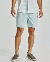NWT Men's Under Armour Fish Hunter 7-inch Shorts Enamel Blue Size 36