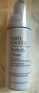 Esteelauder Perfectly Clean Triple Action Cleanser/Toner/Makeup Remover 45ml