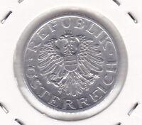 50 Groschen Österreich 1955 Austria
