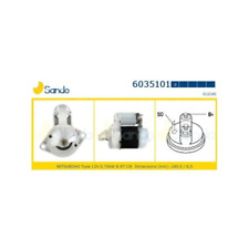 6035101.0 SANDO Motorino di avviamento SUZUKI SJ 410/VITARA