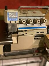 Juki Mo 2512 Sewing Machine Thread Mock Safety Stitch Nice