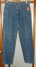 Vintage 80's 90's Levi's Pleated Jeans Men's 32 X 32
