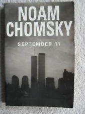 Noam Chomsky September 11 USA foreign policy media control democracy pb book