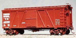 Westerfield kit 4357 CNR Fowler boxcar, 344700 series