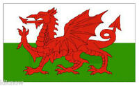 WALES FLAG 5FT X 3FT