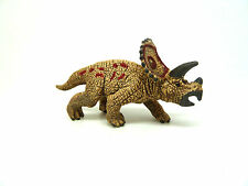 W6) Schleich Tricératops trois cornes Dino mini dinosaures