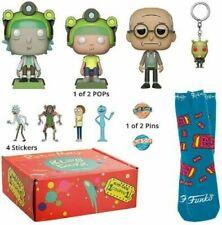 Funko Rick and Morty Blips & Chitz Mystery  Box New & Sealed