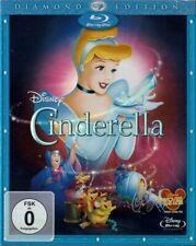 CINDERELLA, Diamond Edition (Walt Disney) Blu-ray Disc + Schuber NEU+OVP