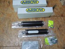 Auspuff Arrow Carbon Suzuki RGV 250  Racing Exhaust