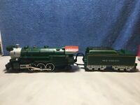MTH 30-1247 Southern Rail O -4-6-2 Bantam Pacific Steam Engine & Tender + Sound