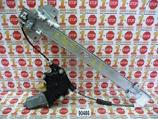 06 07 08 09 10 11 HYUNDAI ACCENT DRIVER/LEFT REAR POWER WINDOW REGULATOR OEM