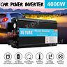 Power Inverter 3000W 4000W 5000W DC 12V a AC 220V Potenza Convertitore con USB