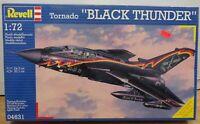 Tornado Black Thunder Revell 1/72 04631 Model Kit  021921DBT