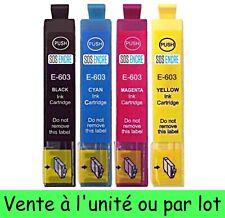 SOS ENCRE - Cartouches d'encre compatibles 603 XL ETOILE DE MER ( nonOEM Epson )