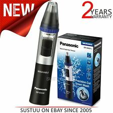 Panasonic ERGN30│Nose Facial and Ear Hair Eyebrows Trimmer│Wet & Dry│Washable│