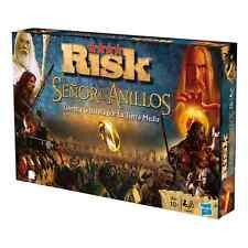 Risk El Señor de los Anillos - Juego de Mesa - de 2 a 4 jugadores - (Español)
